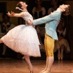 La Fille mal gardée de Frederick Ashton par le Ballet de l'Opéra de Bordeaux – Diane Le Floc'h et Neven Ritmanic