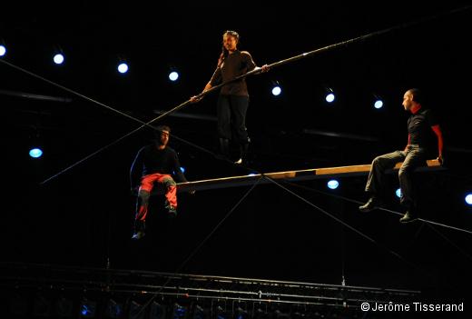 La Toile - Cirque Inextremiste et Surnatural Orchestra