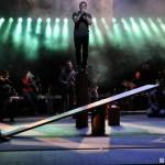 La Toile – Cirque Inextremiste et Surnatural Orchestra