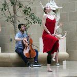 Une année au LAAC – Danses au Louvre