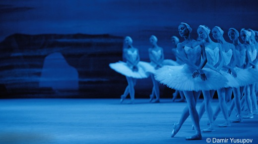 Le Lac des cygnes, Ballet du Bolchoï