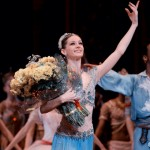 Le Corsaire par l'English National Ballet – Laurretta Summerscales promue Principal Dancer