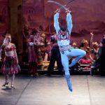 Le Corsaire – Alina Cojocaru et Osiel Gouneo (English National Ballet)