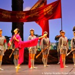 Le Détachement féminin rouge par le Ballet National de Chine
