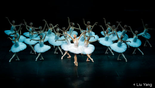 Ballet National de Chine - Le Lac des Cygnes