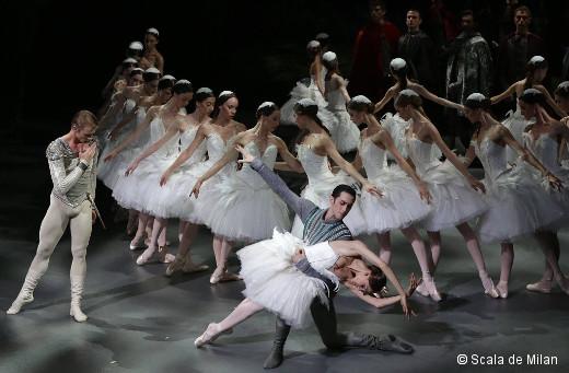 Le Lac des Cygnes d'Alexeï Ratmansky - Scala de Milan