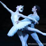 Le Lac des cygnes par le Ballet de l'Opéra de Paris – Myriam Ould-Braham, Mathias Heymann et Karl Paquette