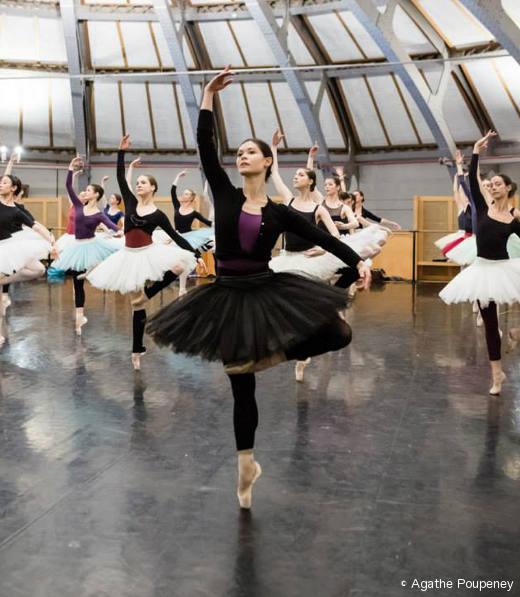 Alice Renavand - Répétition du Palais de Cristal