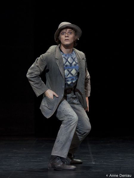 Hugo Vigliotti dans Le Rendez-vous de Roland Petit