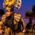 La comédie musicale Le Roi Lion au Théâtre Mogador à l'automne 2020