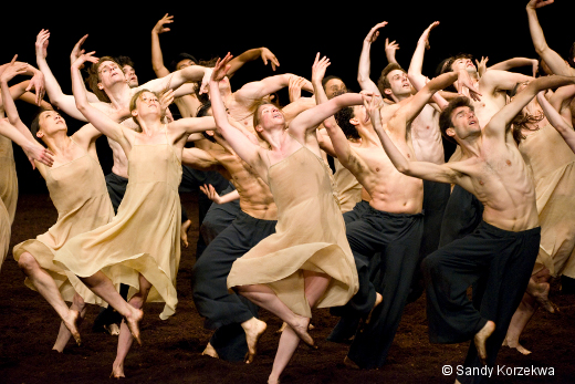 Le Sacre du Printemps - Tanztheater Wuppertal