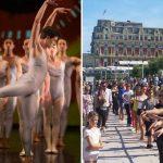 Le Temps d'Aimer la Danse 2016 – GigaBarre et Ballet du Rhin sur pointes