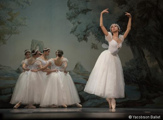 Les Sylphides - Yacobson Ballet