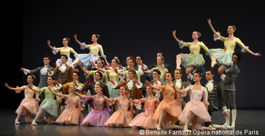 Les Variations Goldberg de Jerome Robbins