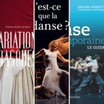 Les sorties livres danse de l'automne 2019