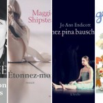 Les livres danse de l'hiver