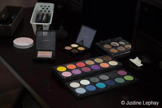 Conseil pratique - Le maquillage de scène