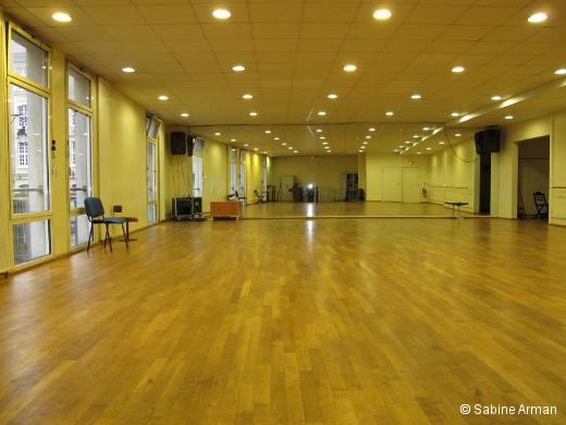 Bonnes Adresses Trouver Et Louer Un Studio De Danse Danses