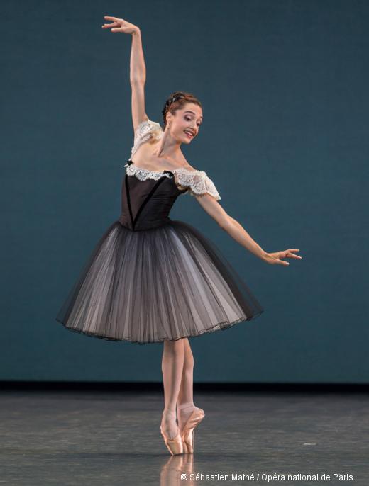 Mozartiana de George Balanchine - Dorothée Gilbert
