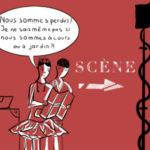 Les mystères du théâtre – Côté cour, côté jardin