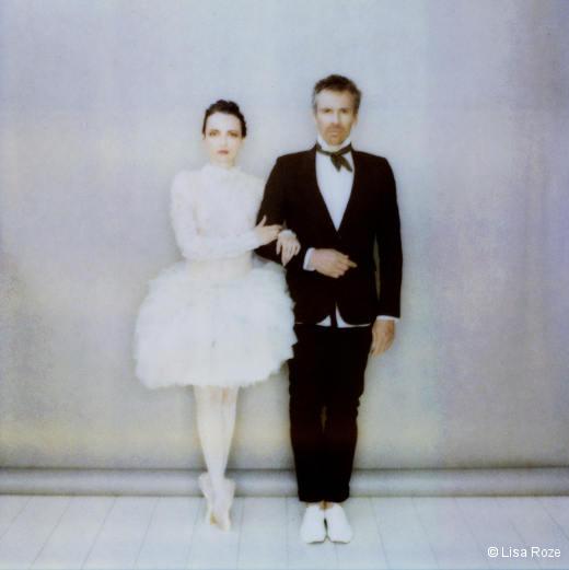 Clairemarie Osta et Nicolas Le Riche