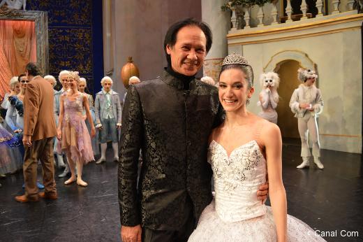 Sara Renda nommée Danseuse Étoile du Ballet de l'Opéra de Bordeaux, avec Charles Jude