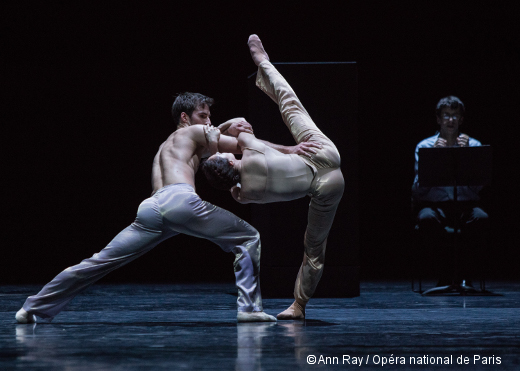 Éléonore Guérineau et Vincent Chaillet - Of Any if and de William Forsythe