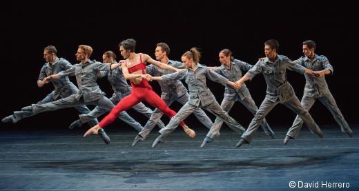 L'Oiseau de Feu de Maurice Béjart - Ballet du Capitole