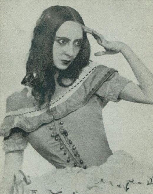 Olga Spessivtseva - Giselle