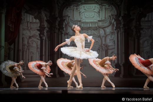 Paquita - Yacobson Ballet