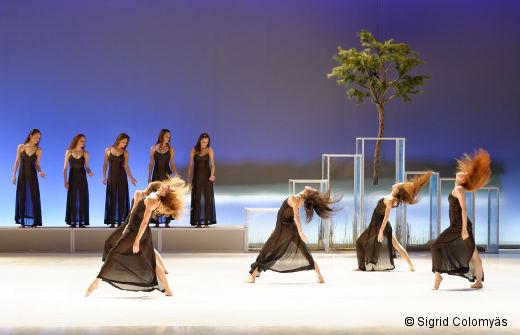 Pneuma de Carolyn Carlson - Ballet de l'Opéra de Bordeaux