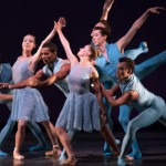 Cinq créations mondiales au New York City Ballet