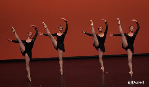 Les DNSP3 filles classiques, classe d'Isabelle Ciaravola