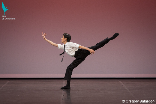 Prix de Lausanne 2016 - Junnosuke Nakamura
