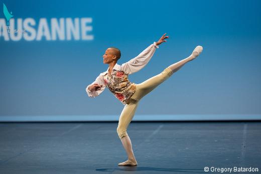 Prix de Lausanne 2016 - Leroy Mokgatle