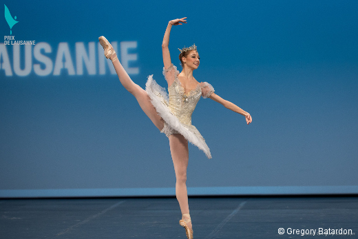 Prix de Lausanne 2016 - Madison Young