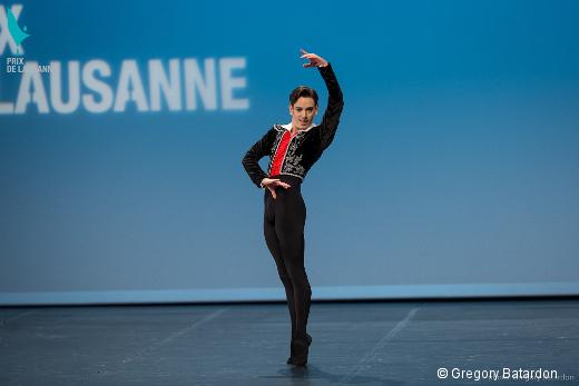 Prix de Lausanne 2016 - Vincenzo Di Primo