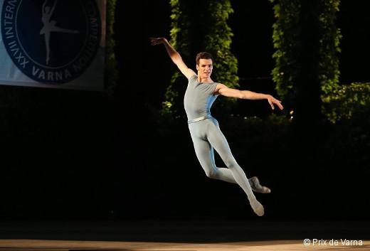 Prix de Varna 2016 - Paul Marque médaille d'or