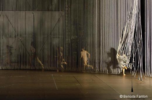 Rain d'Anne Teresa de Keersmaeker - Ballet de l'Opéra de Paris