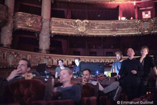 Relève de Thierry Demaizière et Alban Teurlai - Diffusion sur Canal + mercredi 23 décembre 20h50.