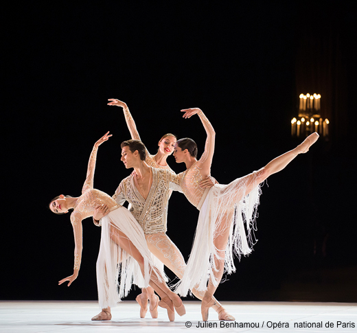 Soirée Bertaud Valastro Bouché Paul – Ballet de l Opéra de Paris ... cb3b744feab