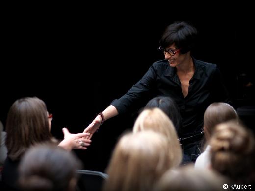 Marie-Claude Pietragalla - Les Rencontres Danses avec la plume