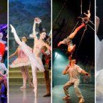 20 spectacles de danse pour Noël et le Nouvel an