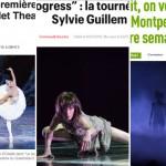 Revue de presse dansée, S14-15 EP38