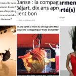 Revue de presse dansée – S17-18 EP18