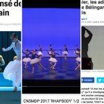 Revue de presse dansée – S16-17 EP28
