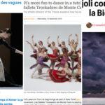 Revue de presse dansée – S18-19 EP01