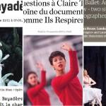 Revue de presse dansée, S15-16 EP10