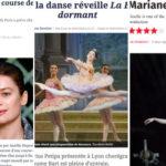 Revue de presse dansée – S17-18 EP16