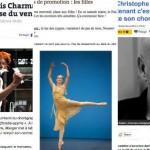 Revue de presse dansée, S14-15 EP11
